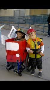Jeffrey And Joey As Firemen Jeffrey Is A True Hero In His Fireman ...