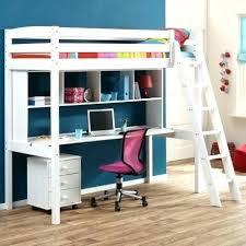 lit mezzanine noir avec bureau mezzanine avec bureau lit mezzanine 90x190cm bureau