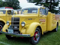 100 Mack Trucks Macungie Skip McKeans 1940 Model DE Truck Taken At The ATCA Flickr