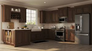 100 Home Depot Truck Rental Price List Hampton Wall Kitchen Cabinets In Cognac Kitchen The