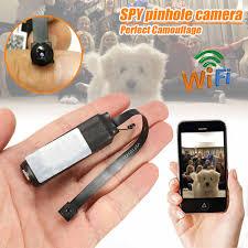 Mini Hidden Camera For Bathroom by Daniu Mini Wireless Hidden Camera Wifi Ip Pinhole Diy P2p Video