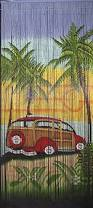 Bamboo Beaded Door Curtains by Bamboo Bead Curtain With Woody Car