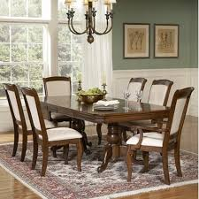 4 Dining Room Chairs Cherry Wood Set