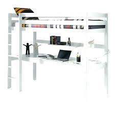 lit mezzanine bureau blanc lit mezzanine blanc avec bureau lit mezzanine enfant avec bureau lit