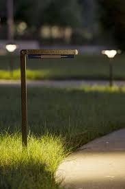 Image Of Modern Outdoor Pathway Lighting