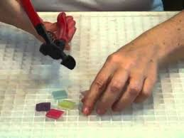 Glass Tile Nippers Menards by How To Use Jennifer U0027s Mosaics Tile Nippers Youtube