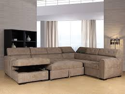 Rana Furniture Living Room by Toledo Sleeper Sectional