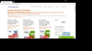 How To Get Lowes Coupons! Lowes $20 Off $100, Lowes $40 Off ... Lowes 10 Percent Moving Coupon Be Used Online Danny Frame The Top Lowes Spring Black Friday Deals For 2019 National Apartment Association Discount For Pros Dell Canada Code Coupon Help J Crew 30 Off June Promo One 1x Off Exp 013118 Code How To Use Promo Codes And Coupons Lowescom Ebay Baby Lotion Coupons 2018 20 Ad Sales Printable 20 December 2016 Posts Facebook To Apply