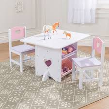 KidKraft Heart Kids 7 Piece Table & Chair Set & Reviews | Wayfair Art Fniture Inc Saint Germain 7piece Double Pedestal Ding Laurel Foundry Modern Farmhouse Isabell 7 Piece Solid Wood Maracay Set Rectangular Ding Table 6 Chairs Vendor 5349 Lawson 116cd7gts Trestle Gathering Table With Hampton Bay Covina Alinum Outdoor Setasj2523nr Torence 7piece Counter Height 7pc I Shop Now Mangohome Liberty Lucca Formal Two And Hanover Rectangular Tiletop Monaco Splat Back Chairs By Grayson Ash Gray Wicker Round