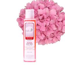 Organic Rose Body Wash Rustic Art Chemical Free Rejuvenation Fresh Fragrant