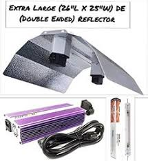 cheap supreme 1000 watt hps mh bulbs 43 horizontal parabolic