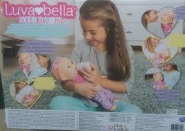 Kã Che Kaufen Sofort Lieferbar Spin Master Luvabella Newborn Puppe Blond