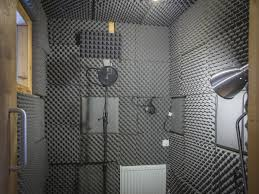 Egg Crates Vocal Booth Music Studio Equipment Ideas Sound Absorption Soundproof