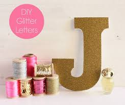 Best 25 Glitter letters ideas on Pinterest