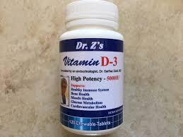 Uv Lamp Vitamin D Supplement by Vitamin D3 Supplement 5000 Iu Chewable Dr Zaidi