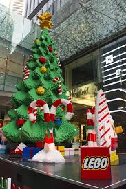 Ebay Christmas Trees Australia by Look A Giant Lego Christmas Tree Built In Sydney Apartment Therapy