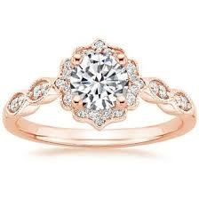 Vintage Style Engagement Rings Simple Jewellery With Innovation Yourself 11