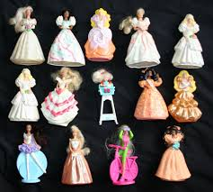 Mcdonalds Halloween Pails Ebay by Barbie Glamour Happy Meal Toys Ideas For The House Pinterest