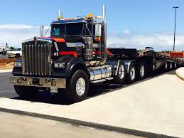 100 Truck For Sale On Maui TJ GOMES TRUCKING Hawaii Heavy S S Kenworth