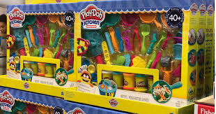 Costco Warehouse Play Doh Kitchen Creations 40 Piece Ultimate