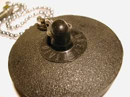 Rubber Sink Stopper With Chain by Franke Plugs For Sinks Befon For