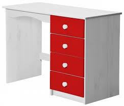 bureau blanc et bureau pin massif blanc et aladin lestendances fr