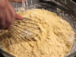 pâte à crêpes fiche recette illustrée meilleurduchef
