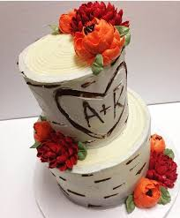 We Love The Look That Buttercream Can Create With Rustic Texture Wood Grain Flowers And More Here Are A Few Of Our Recent Cakes To Check Out