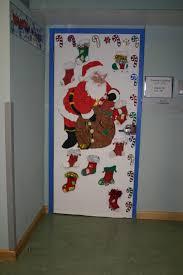 office 1 christmas office door decorating ideas