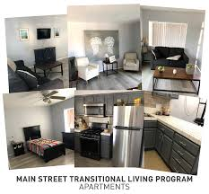 100 Safe House Riverside Main Street Transitional Living Program Operation