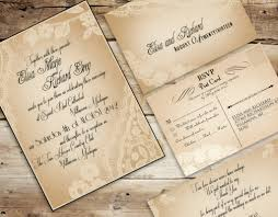 Uncategorized Rustic Wedding Invitations