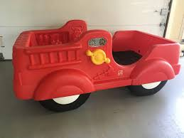 100 Step 2 Fire Truck Find More Toddler Truck Bed Too Fun For Sale At Up To