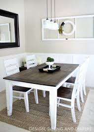 diy dining table and chairs makeovers diy dining table chair