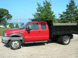 100 2005 Ford Trucks F550 Dump Truck Dump Accessories And