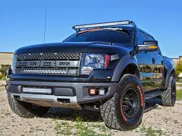 2010-2014 SVT Raptor Rigid Industries 40