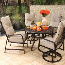 Mallin Patio Furniture Covers by Aluminum Patio Furniture Outdoor Furniture The Patio Collection