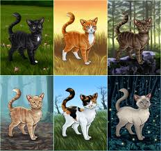 warrior cat warrior cats buildable avatar series by wynnyelle on deviantart