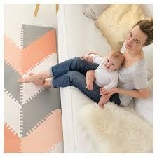 Skip Hop Floor Tiles Canada by Skip Hop Activity Playmat Gray Peach Target