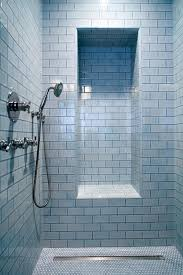 do it yourself installing a tile shower homesfeed blue modern