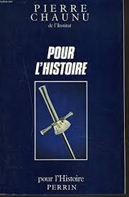 Pour Lhistoire Collection Chaunu
