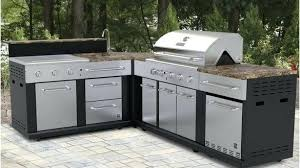 Outdoor Kitchen Kits Lowes The Most Best Modular Outdoor Kitchens