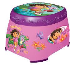 Dora The Explorer Kitchen Playset by Disney Dora The Explorer 3 In 1 Potty Trainer