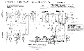 Fender Bassman Cabinet Plans by Fender Amp Field Guide Contents