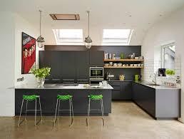 cuisine tendance contemporain cuisine plan avec couleur de cuisine tendance avec