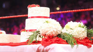 Wwe Raw Cake Decorations by Roman Reigns Crashes Rusev And Lana U0027s Wedding Celebration Photos