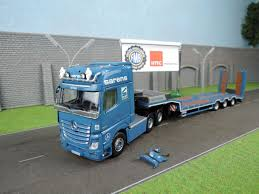 20-1036 - IMC Models - Mercedes-Benz Actros 6x4 With 3axle Semi ... Powerful Bonnet Big Rig Semi Trucks Of Different Models And Colors Pin By Tim On Model Pinterest Colorful Modern Big Semitrucks And Trailers Of Different Makes Michael Haas Online Handel Imc Models 320001 Senn Ag Daf Euro6 Fs 164 Semi Trucks Arizona Diecast Custom Pictures Free Rig Show Truck Tuning Photos Revell 125 Peterbuilt Truck Build Youtube Allan Miles Toys Car Scales Model Jet With Bonus Build Semitrailer 3d For Download Turbosquid Rc 114 Scale Kiwimill News Rc4wd Sound Kit