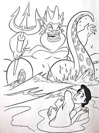 Disney Princess And Prince Coloring Pages