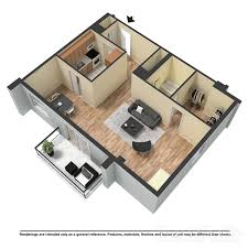 Efficiency Floor Plans Colors Efficiency Floor Plan Barton House Apartments