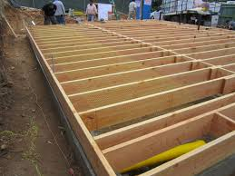 Arrow Floor Frame Kit by Plumbing Green Button Homes