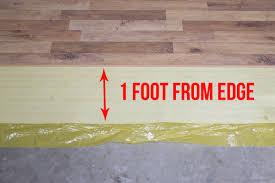 Floor Muffler Vs Cork Underlayment by How To Install 2 In 1 Vapor Barrier Flooring Underlayment